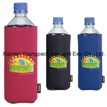 Custom Imprinted Basic Collapsible Neoprene Bottle Cooler