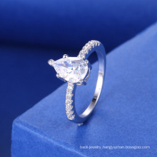 latest modern wedding design ring for ladies