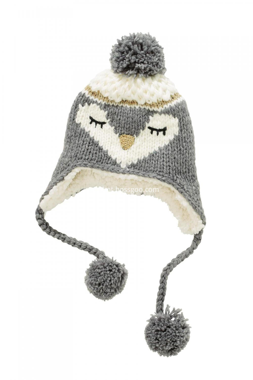 Grey Penguin Trapper