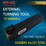 NC Turning Arbor MSBNR/L4040R12/15/19