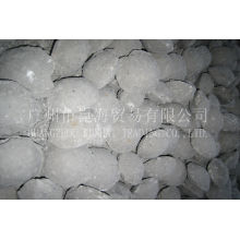 Caf2-80% Fluorspar Ball / Mineral Fluorite Used In Steel Making