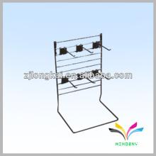 Fabrikherstellung 6 Zapfenhaken counter top reseau display rack
