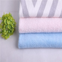 Double-sided Warp Knitted Coral Fleece Absorbent-cloth