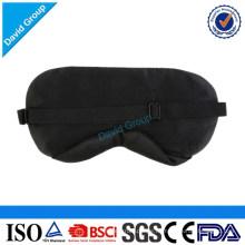 Chinesische Neue Produkte Lieferant Fleece Material Schlaf Augenmaske Mit Cool Gel Einsätze