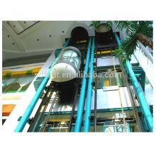 Elevador panorâmico, sightseeing elevador preço de fabricação Supermercado