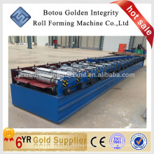 JCX Botou golden Integrity roll forming machinery, lock seaming roll forming machine