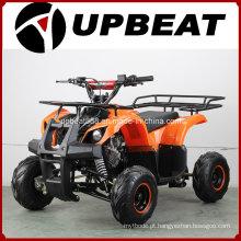 Upbeat Mini Bull ATV Quad 110cc com partida elétrica automática