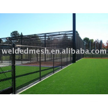 galvanized chain link fence( mill )