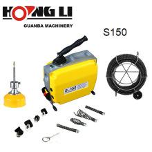 HONGLI S150 electric snake drain cleaner