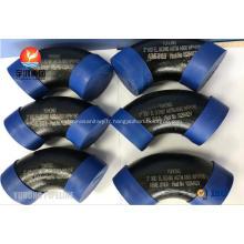 COUDE DE FIXATION DE BOUT COUDE 90DEG ASTM A860 WPHY60 ASME B16.9