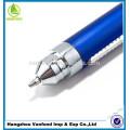 stylo bille promotionnel fenêtre en plastique bon marché