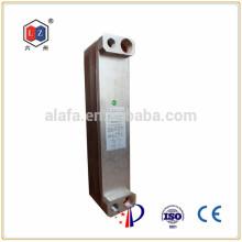 Jiangyin 6z kompakte hartgelötet Plattenwärmetauscher