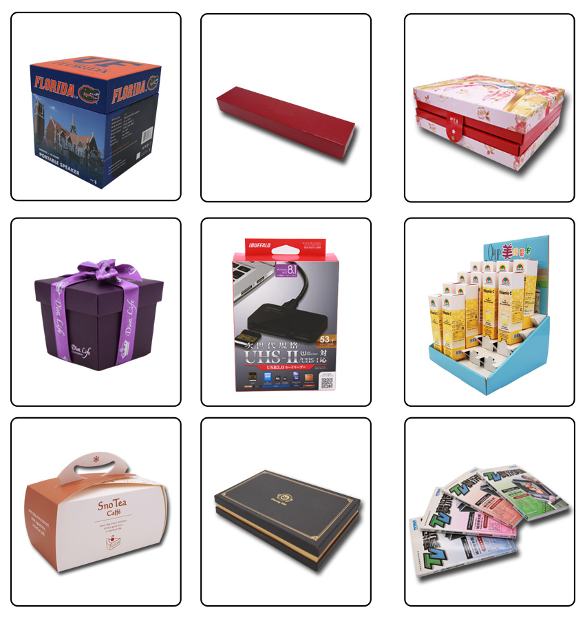 gifts packing box wholesale