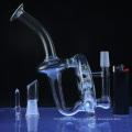 Двухступенчатый ресайклер для кальянов из стекла для курения труб для воды (ES-GB-301)