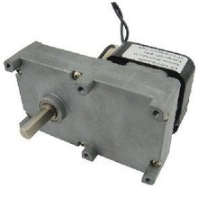 Single Phase 110 Volt 220V 200kg GF-Yj61 Shade Pole AC Gear Motor for for Rotisserie and BBQ