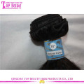 Mongolian Virgin Afro Kinky Straight Hair Weave Human Hair Extension