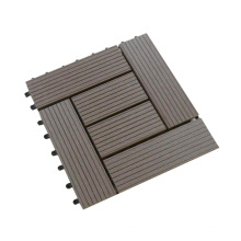 DIY Deck Tile/WPC DIY tile/Outdoor Deck tile (300*300mm)