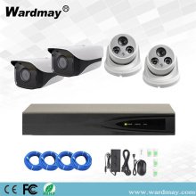 4CH 3MP Starter IP Camera Poe System