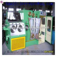 22DT(0.1-0.4) máquina de fio de cobre fino desenho com ennealing (haste de alumínio contínua, casting e linha de rolamento)