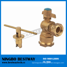 Straight Type Lockable Ball Valve with High Quality (BW-L02)