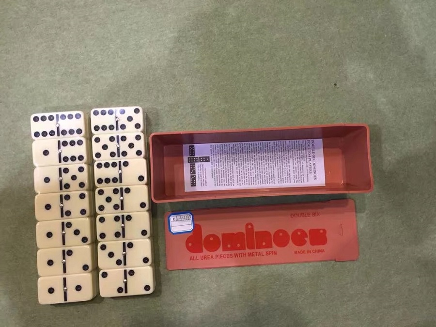 Promotional Dominoes