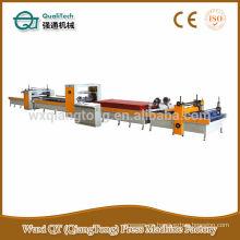 Hoja / rollo de material de laminación de la máquina / PUR hot-melt pegamento PU papel laminado