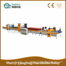 sheet/ roll material laminating machine/ PUR hot-melt glue PU paper laminate