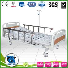BDE205 Günstiges faltbares elektrisches Krankenhausbett mit 5 Funktionen
