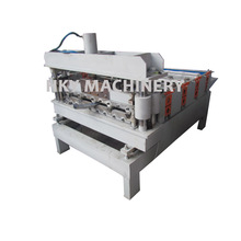 Automatische Crimpen Maschine, geschwungene Maschine
