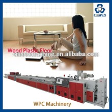 Customised design wood plastic board extruder machine