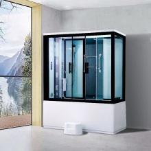 Simple Steam Shower Cabin