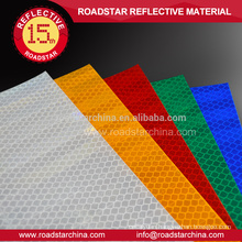 High Visibility Acrylic Safety Reflective Sheeting For Sign Road