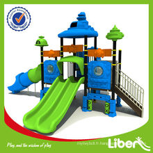 Wenzhou Residential Plastic Playground Equipment LE.SY.007