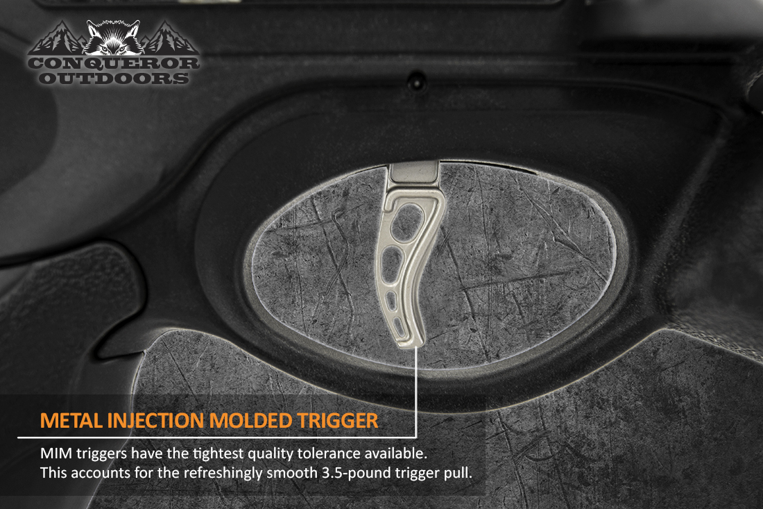 Barnett Recruit Tactical Trigger Detail
