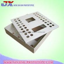 Chapa metálica personalizada que carimba as peças de dobra da soldadura