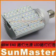 CE and RoHS Approbate 48W LED Street Light Bulb (SLD12-48W)