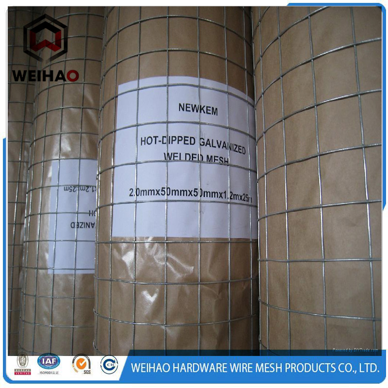 welded_wire_mesh panels