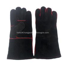 Leather Flame Retardant Welding Gloves