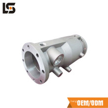Parte de ciclo de motor de aluminio de precisión personalizada de alta calidad