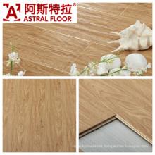 AC3/AC4 Waterproof (U-groove) Wave Embossed Surface Oak Laminate Flooring (AB9938)