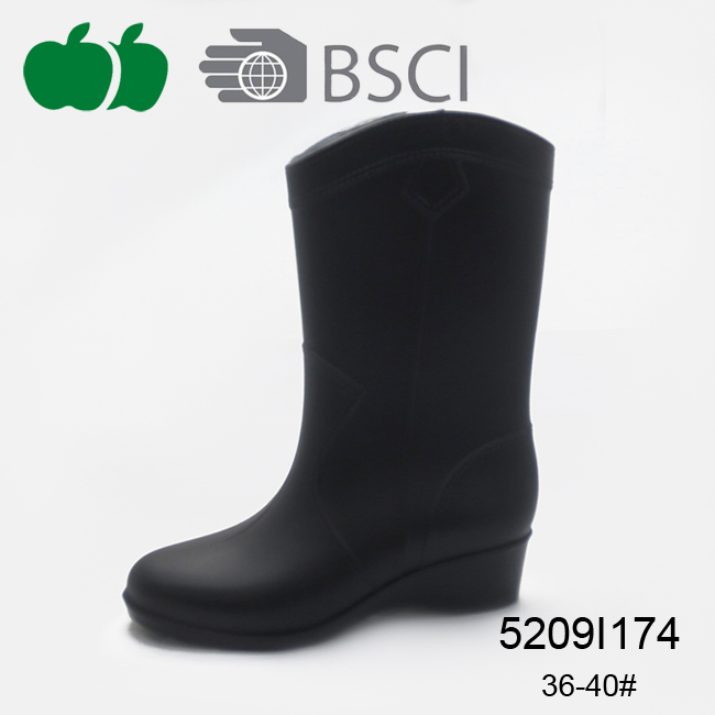 trendy unique rain boot