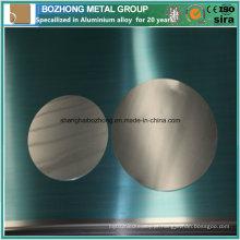 Melhor Preço de Venda de Placa Redonda de Alumínio 2124 Por Kg