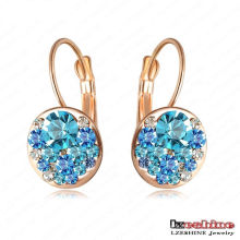 Swa Elements Crystal Women Stud Earring Fashion (ER0118)
