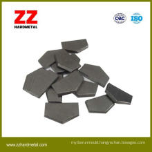 Tungsten Carbide Brazing Inserts
