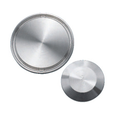 Sanitary Stainless Steel Welded End Caps