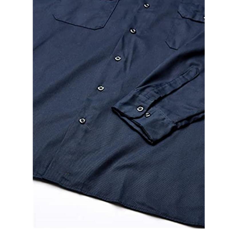 Men S Long Sleeve Work Shirt4