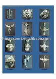 Men's Stainless Steel Pendant SJ-P018