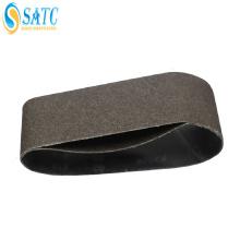 herramientas abrasivas correa abrasiva para hardware para rectificado superficial