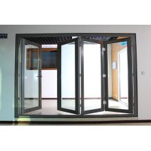 Double Glazing Folding Door