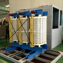 Transformador de tipo seco impregnado de presión de vacío clase H